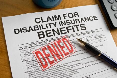 disability claim denial Alberta 2