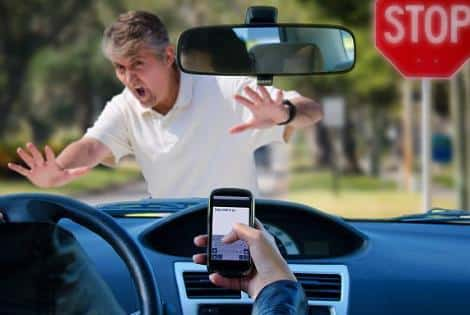 distracted driving accident attorney Alberta 2