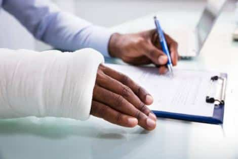 injury lawyer for injuries Central Alberta