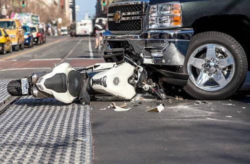 motorcycle accident personal injury lawyer