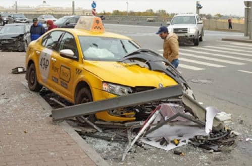 taxi accident personal injury lawyer