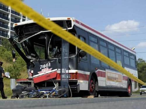transit accidents personal injury lawyers